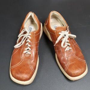 Alfani Italian Leather Loafers